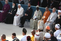 Day of Dialogue, Reflection and Prayer - Assisi, Italy, October 27, 2011 (4)