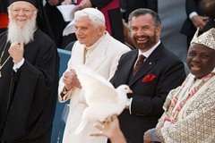 Day of Dialogue, Reflection and Prayer - Assisi, Italy, October 27, 2011 (5)