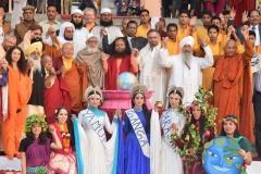 DR-AJC Leadership Mission to India - Parmarth Niketan November 2016