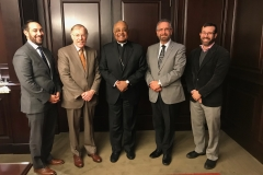 DR - Archbishop Wilton Gregory - AJC - Atlanta Janaury 2019