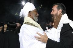 Rabbi David Rosen and Sheikh Idris Sakouta
