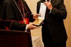 David Rosen and Redemptoris Mater Gala Award - Boston, June 2012