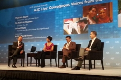 AJC Global Forum 2014, Washington DC - Courageous Voices from the Muslim World