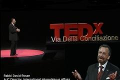 TEDx Via Della Conciliazione - Rome, April 2013