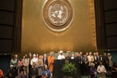 UNGA Interfaith Harmony Week - February 7, 2012 (1)